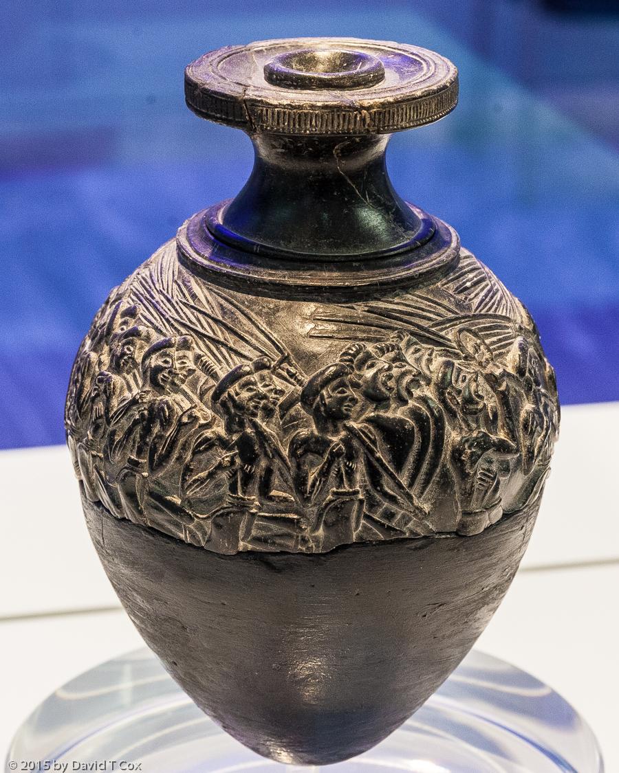 Harvester Vase